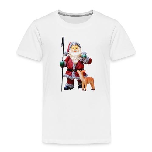 Weihnachtsmann Santa Claus Weihnachten - Kinder Premium T-Shirt