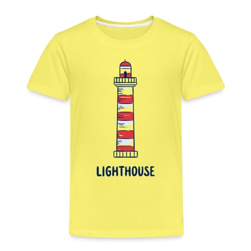 Lighthouse - Kinder Premium T-Shirt