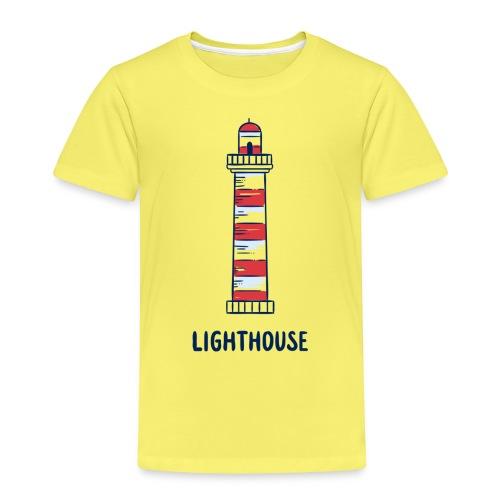Lighthouse - Kinder Premium T-Shirt