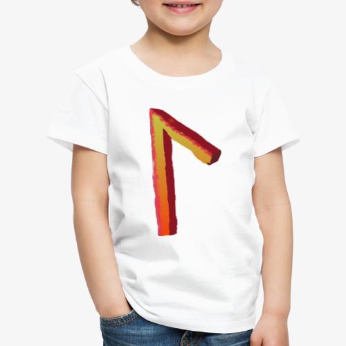 Rune Laukaz - Kinder Premium T-Shirt