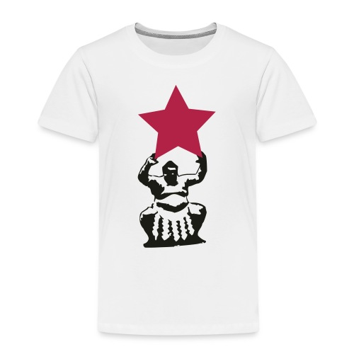 sumo sternträger - Kinder Premium T-Shirt