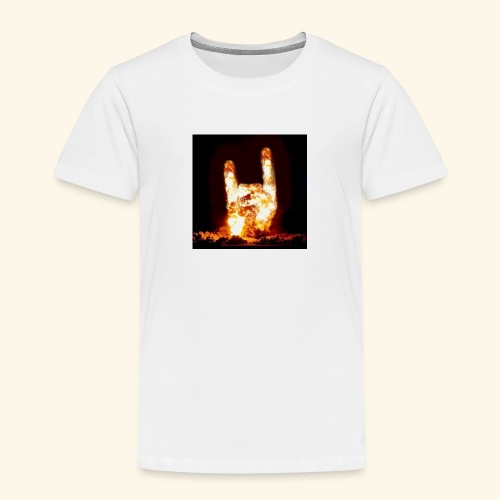 fingers bomb - T-shirt Premium Enfant