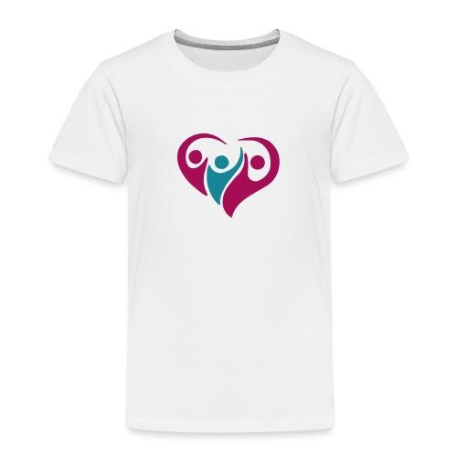 Logo Vivian Hylkema - Kids' Premium T-Shirt