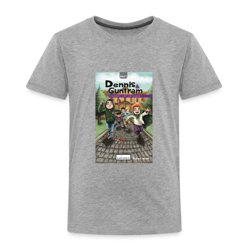 DennisGuntram Band1 1500x2400 jpg - Kinder Premium T-Shirt