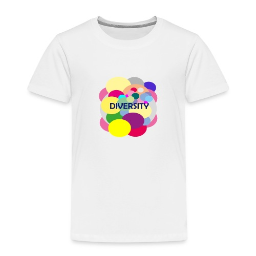 diversity - Kinder Premium T-Shirt