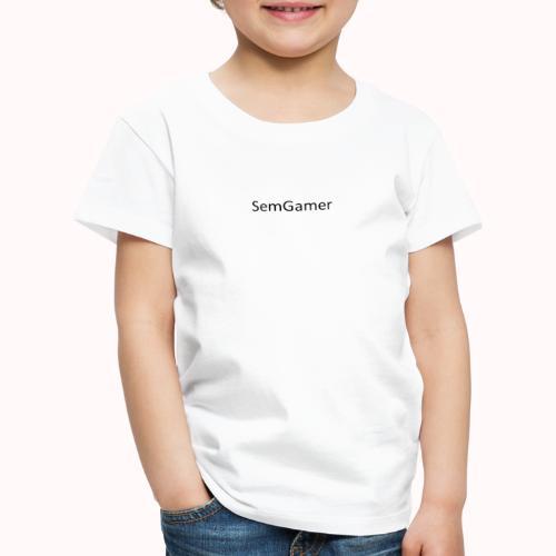 SemGamer - Kinderen Premium T-shirt