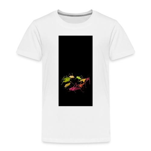 krekels voor iphone jpg - Kinderen Premium T-shirt