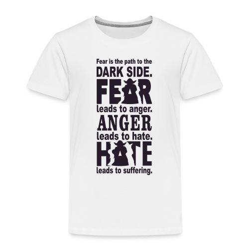 F06 - Kids' Premium T-Shirt