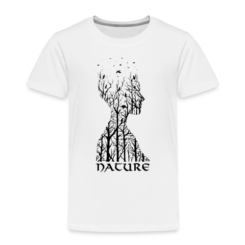 Natur - Kinder Premium T-Shirt