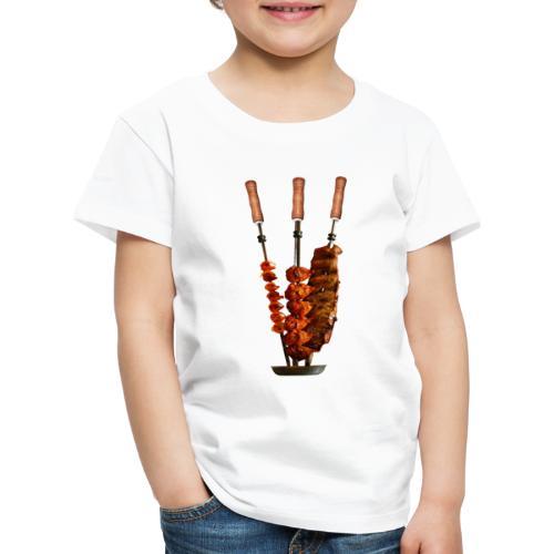 Churrasco - Kids' Premium T-Shirt