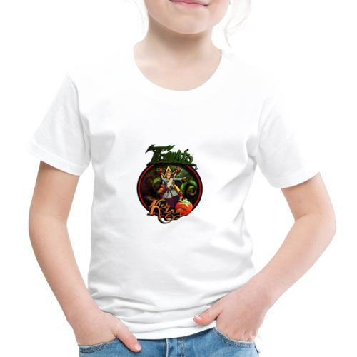 Tomato King - Twitch Back - Premium-T-shirt barn