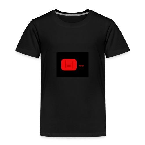 NFD-COOL/EDITION - Lasten premium t-paita