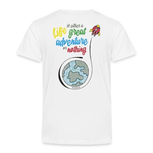 YAAKH DESIGNS - T-shirt Premium Enfant