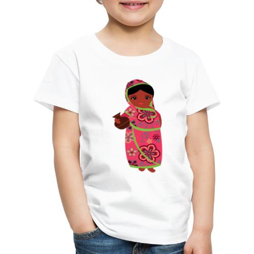 Lovedesh Art - Ira Kolshi Doll - Kids' Premium T-Shirt
