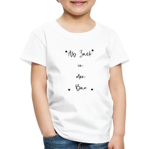 Abzackindenbau - Kinder Premium T-Shirt