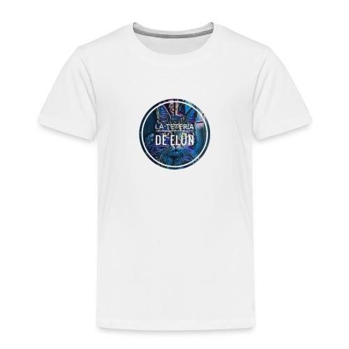 gato elun - Camiseta premium niño