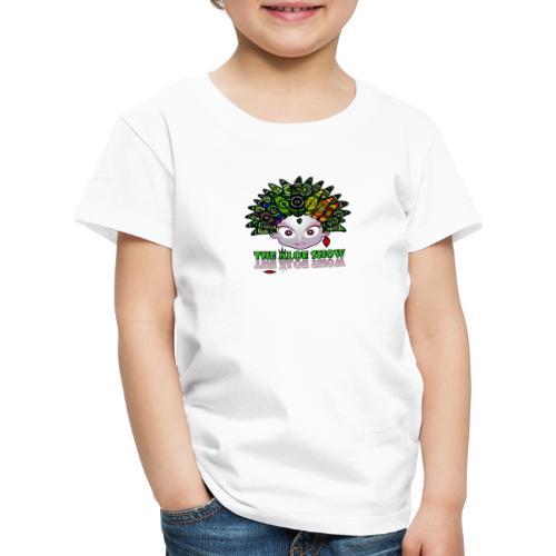 THE ALOE SHOW - Maglietta Premium per bambini