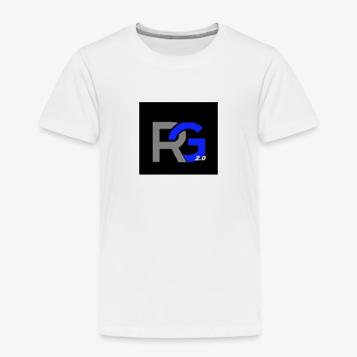 T-shirt Rickygaming2.0 - Kinderen Premium T-shirt