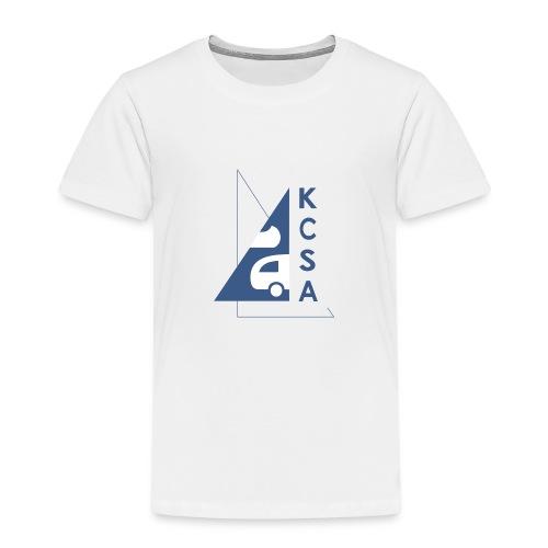 KCSA Logo3 - Kinder Premium T-Shirt