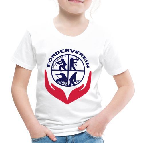 Symbol_FVFFG_3Color_NEU - Kinder Premium T-Shirt
