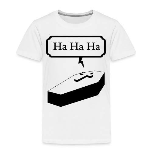 hahaha - T-shirt Premium Enfant