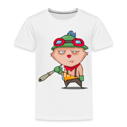 teetoalone - Kids' Premium T-Shirt