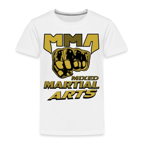 Poing free fight MMA Mixed Martial Arts - T-shirt Premium Enfant