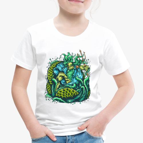 Dieu de la mer - T-shirt Premium Enfant