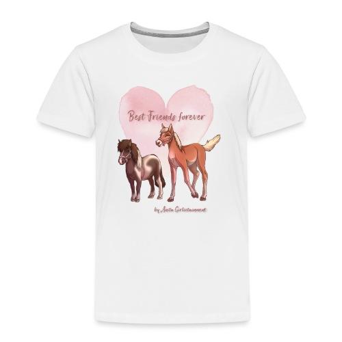 BFF Porzellinchen & Wunschtraum - Kinder Premium T-Shirt