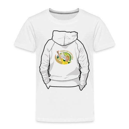 hoodyback - Kinderen Premium T-shirt
