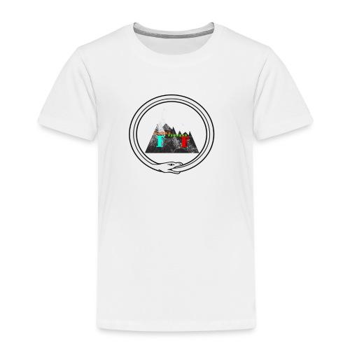 verdens beste ting - Premium T-skjorte for barn