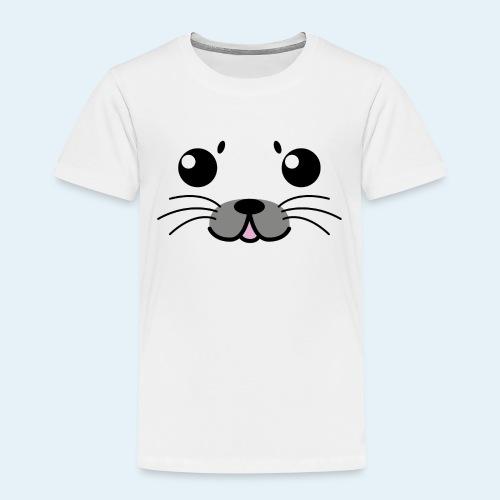 Foca bebé (Cachorros) - Camiseta premium niño