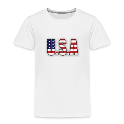USA - Kids' Premium T-Shirt