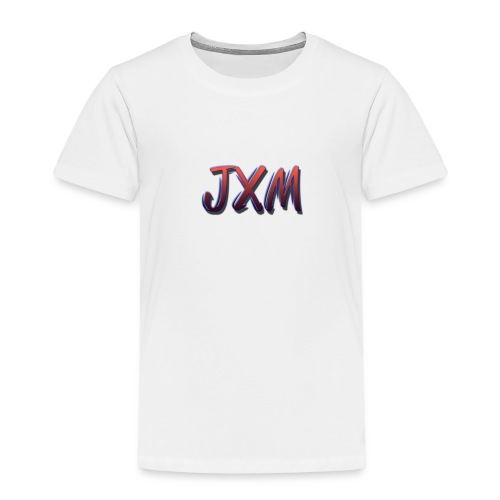 JXM Logo - Kids' Premium T-Shirt