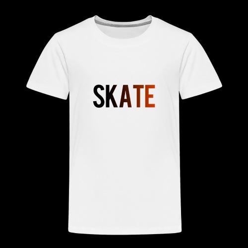SKATE - Kinderen Premium T-shirt