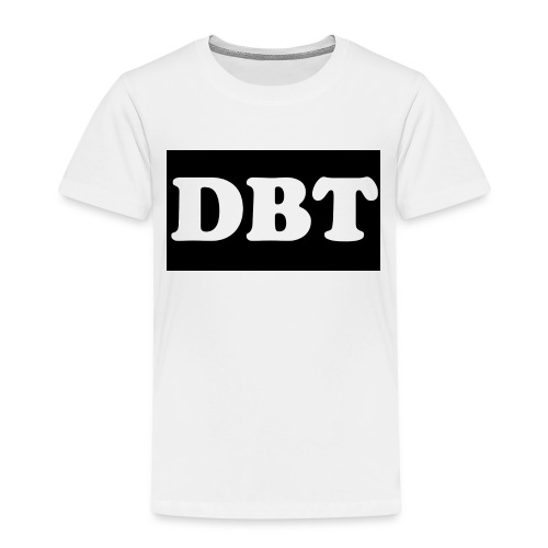 DBT Logo - Kinder Premium T-Shirt