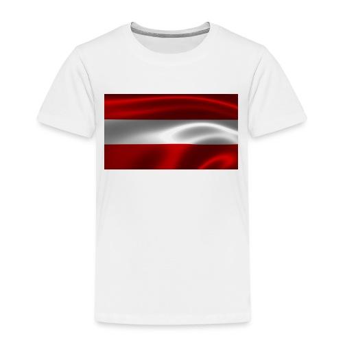 Austria I Love Austria - Kinder Premium T-Shirt