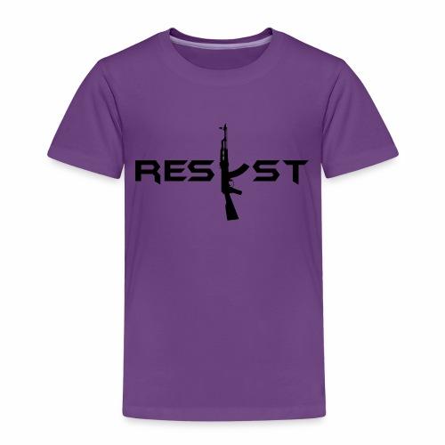 resist - T-shirt Premium Enfant