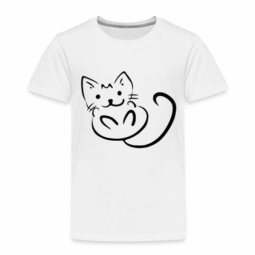 Kitten - Maglietta Premium per bambini