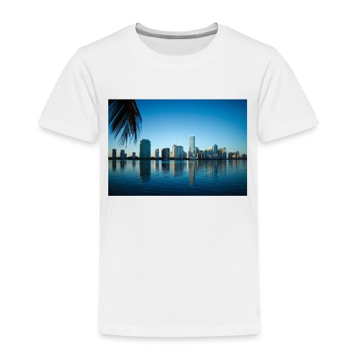 miami building very beutiful - T-shirt Premium Enfant