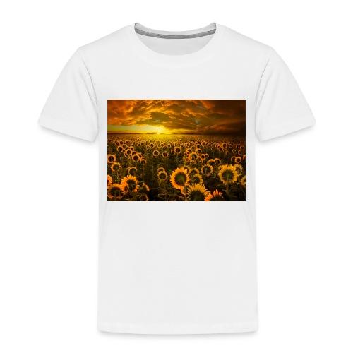 sunfl-png - Maglietta Premium per bambini