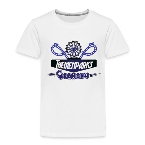 Themenparks Germany Logo - Kinder Premium T-Shirt