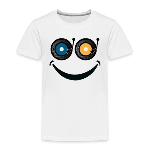 Smile! - Maglietta Premium per bambini