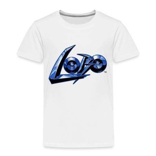 Logo di Lobo svg - Camiseta premium niño
