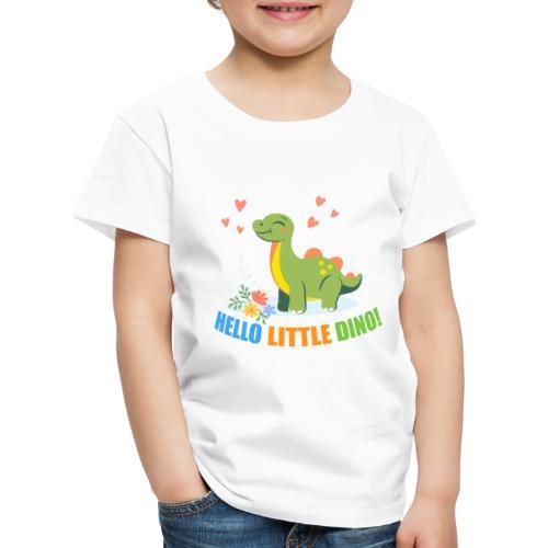 Little Dino - Camiseta premium niño