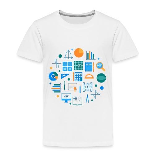 Les mathématiques - T-shirt Premium Enfant