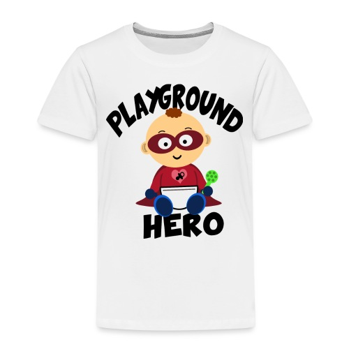 Playground Hero - Kinder Premium T-Shirt