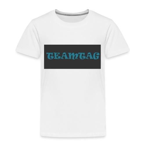 #TEAMTAG Clothing Line 1 - Kids' Premium T-Shirt