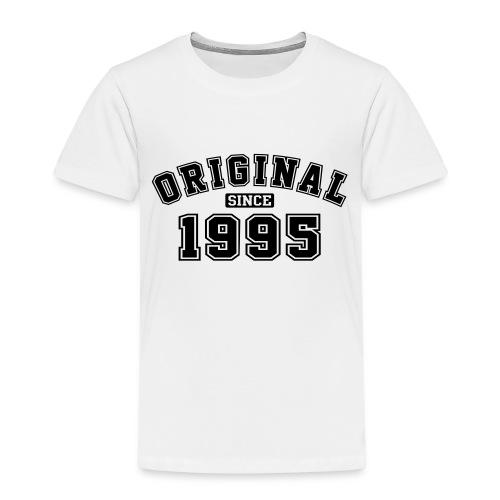 Original Since 1995 College Style - Kinder Premium T-Shirt