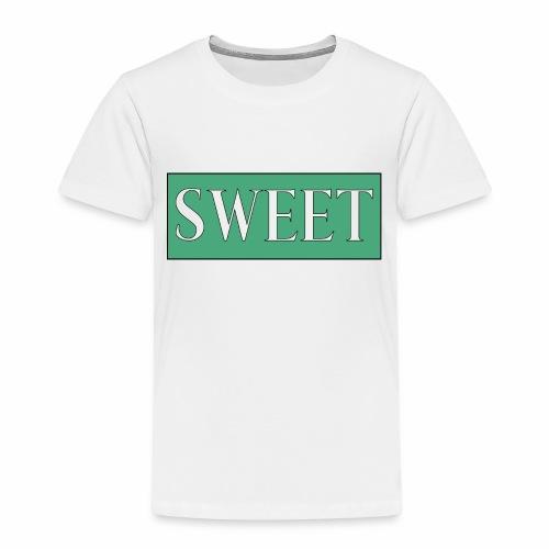 SWEET - Premium T-skjorte for barn